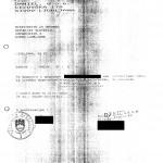 Zahteva oziroma račun posredniškega podjetja Daniel d.o.o. slovenskemu Ministrstvu za  obrambo za nakazilo 400 milijonov dinarjev. (4. 7. 1991)