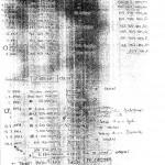 Seznam prilivov podjetja Daniel d.o.o – 400 milijonov dinarjev iz Ministrstva za obrambo - in  odlivov, najpogosteje na račune Nikolaja Omana pri SIB. (od 9. 7. 1991 do 23. 7. 1991)
